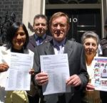Carers at No 10